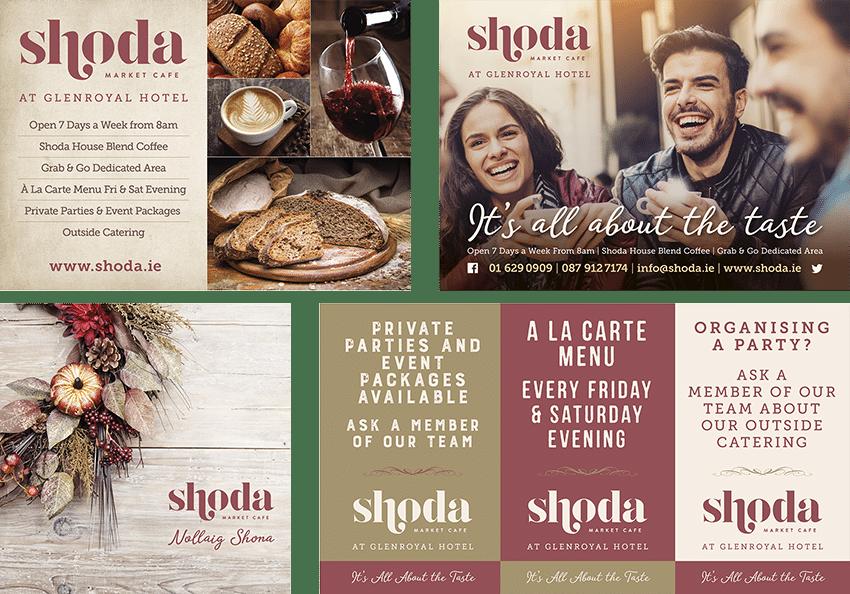 Shoda Logic graphic design