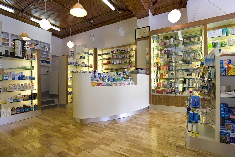 Pharmacy Interior | Logic | Photography Kildare