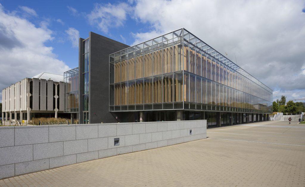 Building Exterior | Logic | Photography Kildare