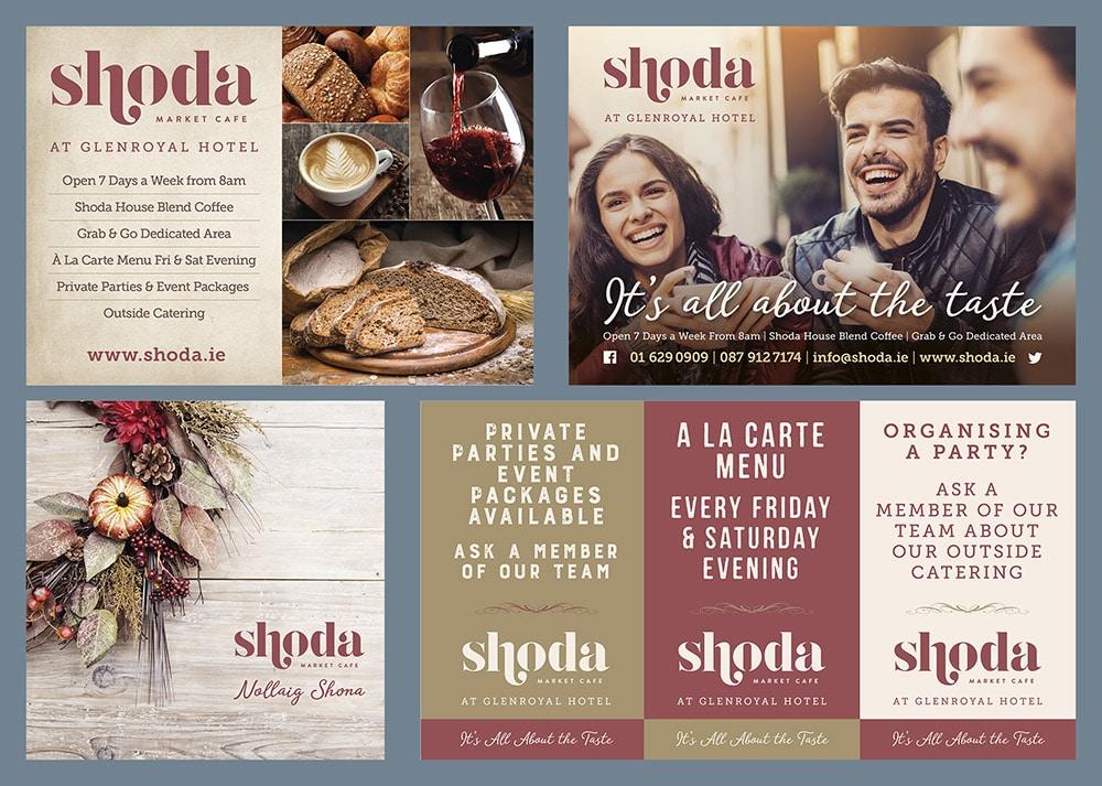 Posters | Christmas Card | Logic graphic design, Kildare
