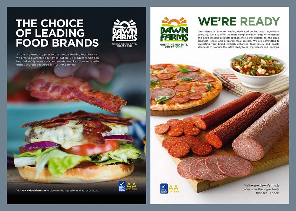 Magazine Ads | Logic graphic design, Kildare